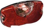Busch & Müller - Achterlicht Selectra Plus - LED - Dynamo standlicht - Rood