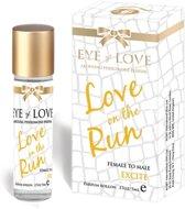 EOL Mini Rollon Parfum Vrouw/Man Excite - 5 ml