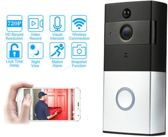 DVSE Video Deurbel 720P HD Wi-Fi Camera (inclusief module voor offline ring) incl. intercom mogelijkheid.