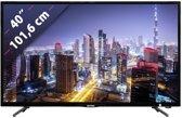 Dyon LIVE 40 Pro-X 101,6 cm (40'') Full HD Smart TV Zwart
