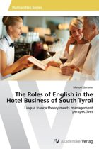The Roles of English in the Hotel Business of South Tyrol
