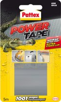 Pattex Power Tape - 5 meter - Grijs
