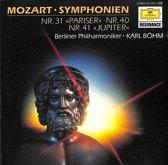 Symphonie No.31 Pariser / No.40 / No.41 Jupiter - Karl Böhm