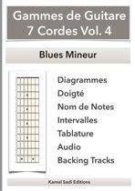 Gammes de Guitare 7 Cordes Vol. 4