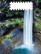 Waterfall Composition Notebook