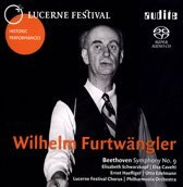 Wilhelm Furtwangler Conducts Beethoven's Symphony