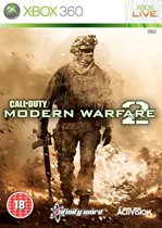 Call of Duty: Modern Warfare 2 Xbox 360 (Compatible met Xbox One)