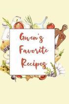 Gwen's Favorite Recipes
