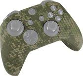 Gioteck Controller Power Skin - ingebouwde Batterij - Camouflage (Xbox One)