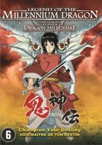 Legend Of The Millenium Dragon (dvd)