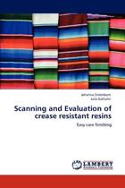 Scanning and Evaluation of Crease Resistant Resins