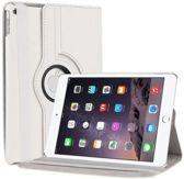 360 Graden Tablet Hoes - Geschikt voor Apple Ipad 9.7 - Wit