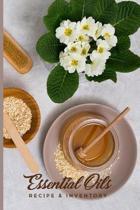 Essential Oils Recipe & Inventory