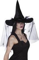 Halloween Heksenhoed Esmeralda - Zwart