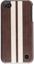 Trexta iPhone 4 / 4S Snap On Wood Case Wenge
