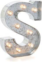 Marquee Vintage 3-d Letterlamp S