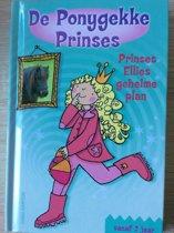 De Ponygekke Prinses Prinses Ellies geheime plan