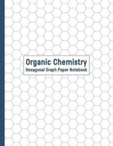 Organic Chemistry Hexagonal Graph Paper Notebook