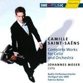 Saint-Saens: Cello Works