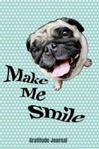 Make Me Smile Gratitude Journal