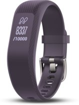 Garmin Vivosmart 3 HR -Activity tracker - Small/Medium - Paars