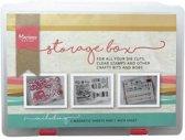 Marianne Design Storage Box met Magnetische en Klevende Sheets
