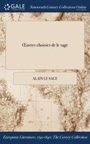 Ï&Iquest;&Frac12;Uvres Choisies De Le Sage