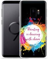 Galaxy S9 Hoesje Painting