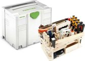 Festool SYS-HWZ systainer-grootte sys 4 t-loc systainer T-LOC