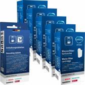 5x Brita Intenza Waterfilter - Bosch/Siemens waterfilter TCZ7003 / TZ70003 / 575491 + Bosch/Siemens ontkalkingstablet tz80002