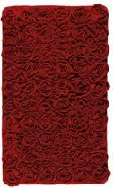 Aquanova Rose Badmat  - 59 Rood - 70x120 cm