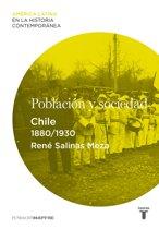 Poblacion y sociedad. Chile (1880-1930)