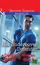 Her Undercover Defender (Mills & Boon Intrigue) (The Specialists: Heroes Next Door, Book 4)