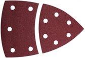Schuurpapier MULTI/DELTA K120 100x150mm, 5 stuks verpakking, Velcro