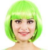 Bobline basic neon groen