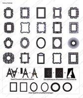 Cricut Cartridge Project Fancy Frames