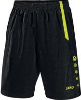 Jako Turin Short - Shorts  - zwart - 2XL