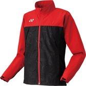 Yonex Tracksuit Set 50072ex Unisex Zwart/rood Maat L