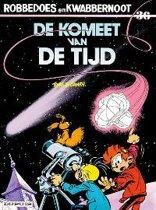 Robbedoes & Kwabbernoot: 036 De komeet van de tijd