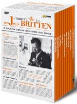 Benjamin Britten - A Tribute To