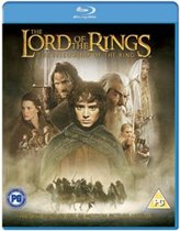 The Fellowship of the Ring (blu-ray) (Import)