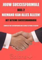 Jouw succesformule: Deel 2 - Niemand kan alles alleen!