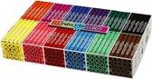 Colortime stift, 5 mm lijn, standaardkleuren, 288 assorti