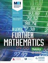 MEI A Level Further Mathematics Statistics 4th Edition