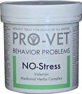 ProVet No Stress tabletten - Hond - Voedingssupplement - 90 tabletten
