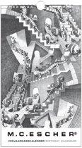 Verjaardagskalender M.C. Escher, House of Stairs