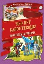 Avonturen in Fantasia 6 - Red het kabouterrijk!