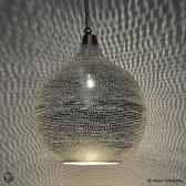 Nour Lifestyle Arabische hanglamp Uma met gaatjes - maat L
