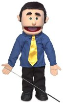 Handpop George Sillypuppets 25''