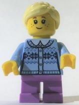 LEGO Kerst meisje HOL111